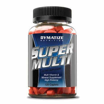 Super Multi Vitamin ( 120 kaps.)