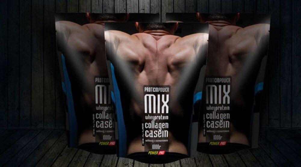 протеїн power pro mix 1 кг